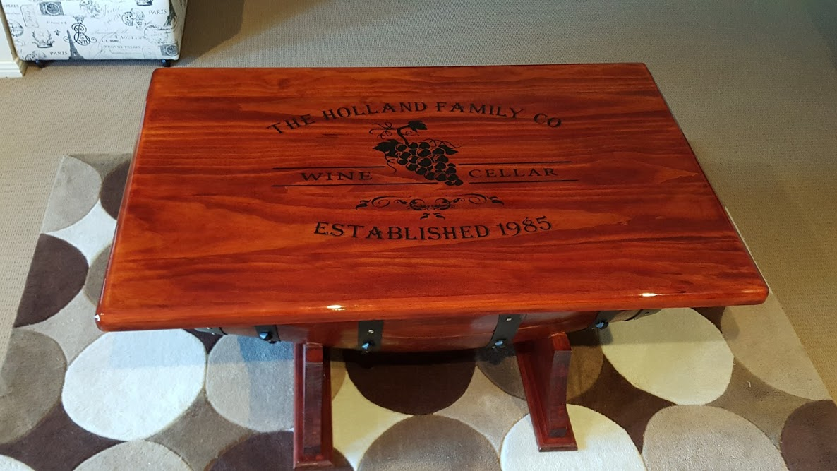 top product rentals wine round barrel rental table bright
