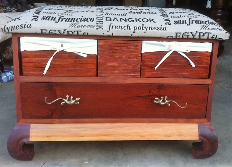 how to repurpose a dresser into a tv stand
