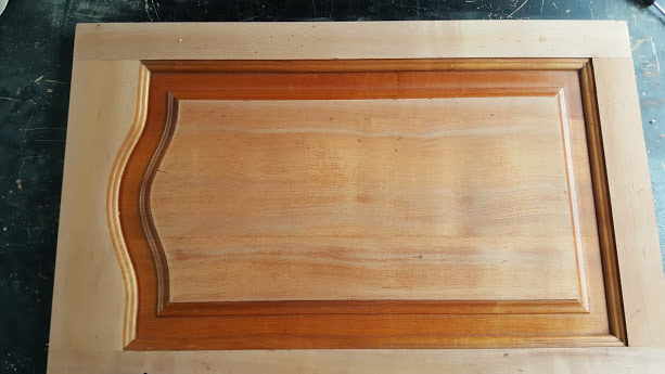 How To Make A Headboard From Old Kitchen Cupboard Doors